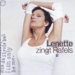2008 | Lenette zingt rafels | Lenette van Dongen